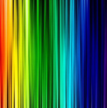 Visible Colour Spectrum, Colour Blindness & Colour Healing