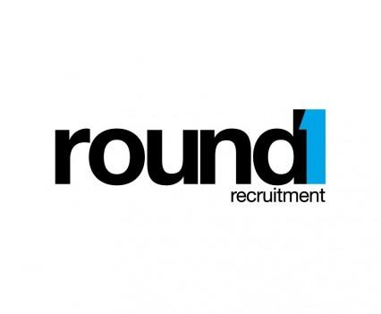 Round1Recruitment Logo
