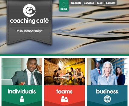 CoachingCafe Website