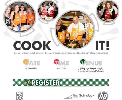 Cook It Evite