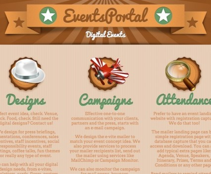 EventsPortal Website