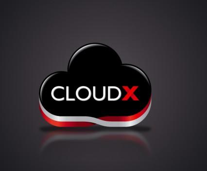 CloudX Logo