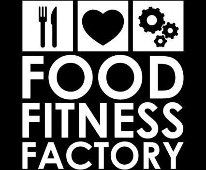 FoodFitnessFactory Logo