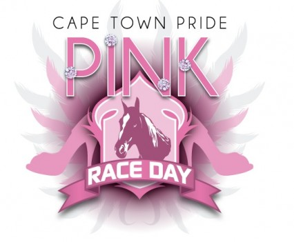 Cape Town Pride PINK Race Day Logo