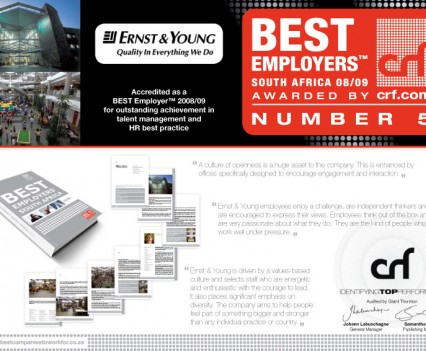 Best Employer Certificates