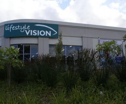 Lifestyle Vision Signage