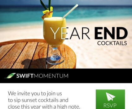 Swift Momentum Year-End E-vite