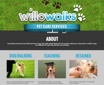 Willowalks Website
