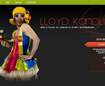 Lloyd Kandlin Websites