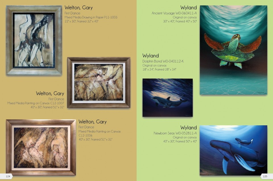 Art Catalog 124