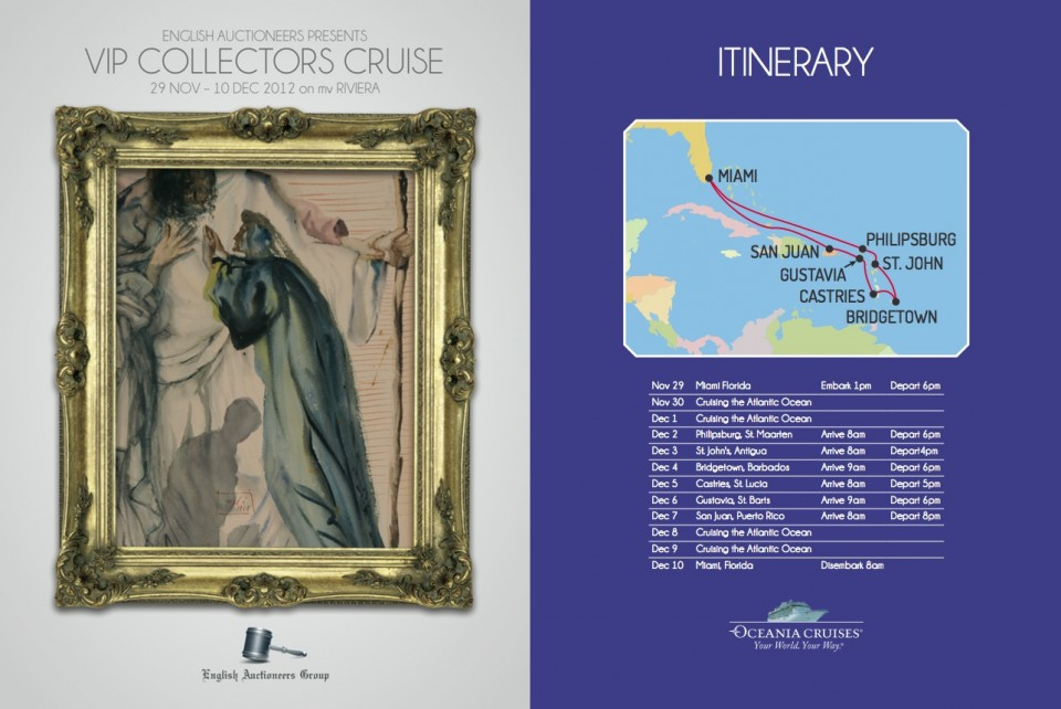 Art Catalog Cover