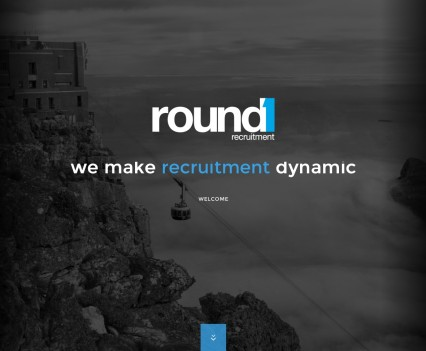 Round1Recruitment Home Page
