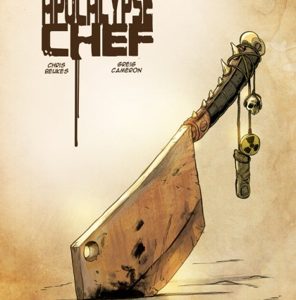 South African Comic Illustrator Chris Beukes aka Razor Rabbits