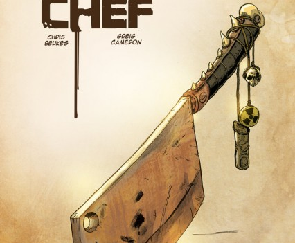 Chris Beukes - Apocalypse Chef Cover