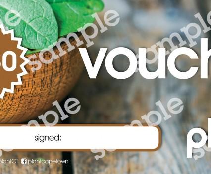 Plant Gift Voucher