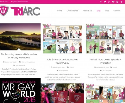 Triarc LGBTI Insurance Provider - Blog