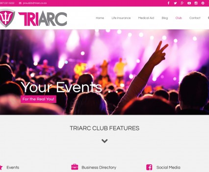 Triarc LGBTI Insurance Provider - Club