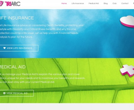 Triarc LGBTI Insurance Provider - Home 3