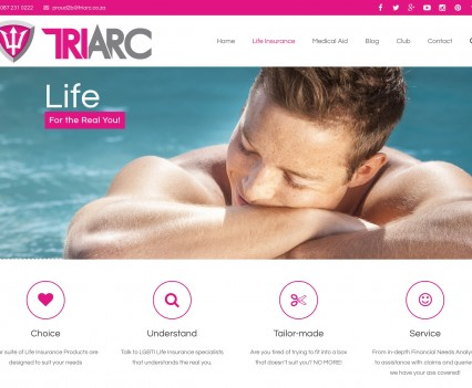 Triarc LGBTI Insurance Provider - Life Insurance