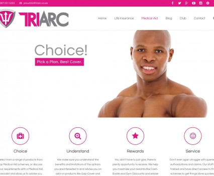 Triarc LGBTI Insurance Provider - Medical Aid