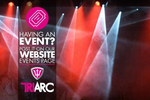 Triarc Event Promo