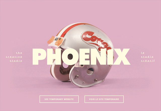 Colorful Website - Phoenix