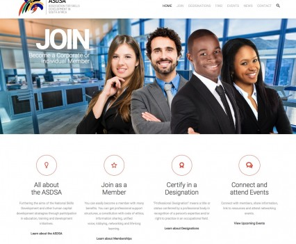 ASDSA Website