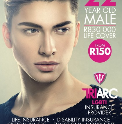 Magazine Adverts for Triarc