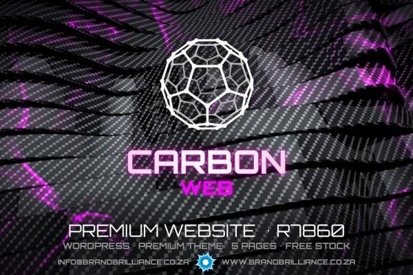 Carbon Web Promo
