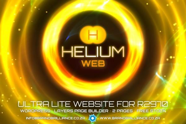 Website Flyer