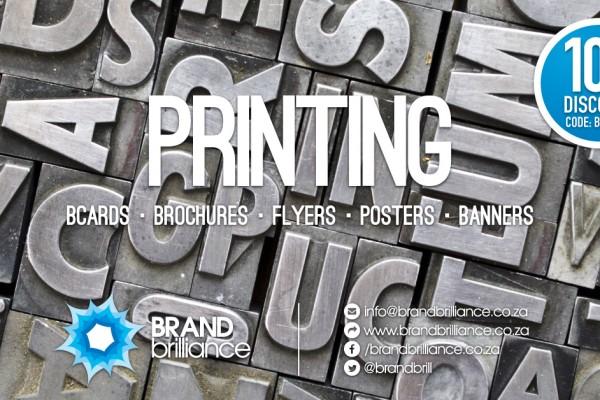 Printing  Promo