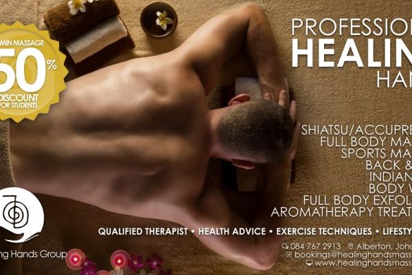 Healing Hands Promo