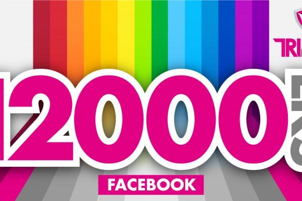 Triarc 12000 Likes