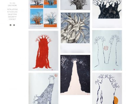 Baobabs - Delaney Artist